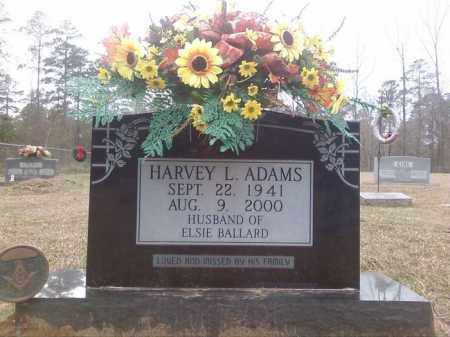 ADAMS, HARVEY L - Cleveland County, Arkansas | HARVEY L ADAMS - Arkansas Gravestone Photos