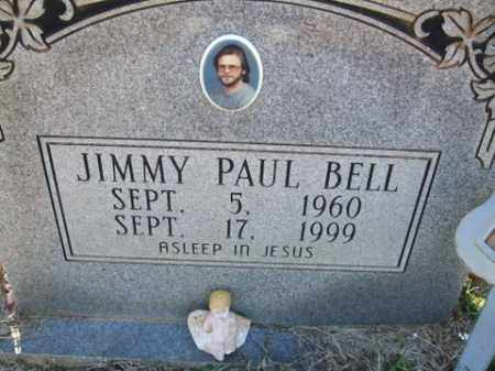 BELL, JIMMY PAUL - Cleveland County, Arkansas | JIMMY PAUL BELL - Arkansas Gravestone Photos