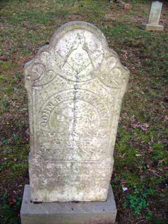CHOWNING, JOHN B - Cleveland County, Arkansas | JOHN B CHOWNING - Arkansas Gravestone Photos