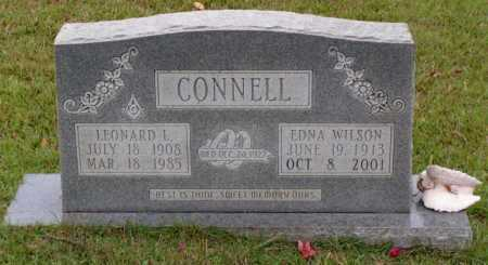 CONNELL, LEONARD LEE - Cleveland County, Arkansas | LEONARD LEE CONNELL - Arkansas Gravestone Photos