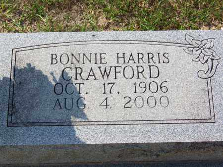 HARRIS CRAWFORD, BONNIE - Cleveland County, Arkansas | BONNIE HARRIS CRAWFORD - Arkansas Gravestone Photos