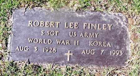 FINLEY (VETERAN 2 WARS), ROBERT LEE - Cleveland County, Arkansas | ROBERT LEE FINLEY (VETERAN 2 WARS) - Arkansas Gravestone Photos