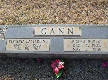 EASTERLING GANN, VIRGINIA - Cleveland County, Arkansas | VIRGINIA EASTERLING GANN - Arkansas Gravestone Photos