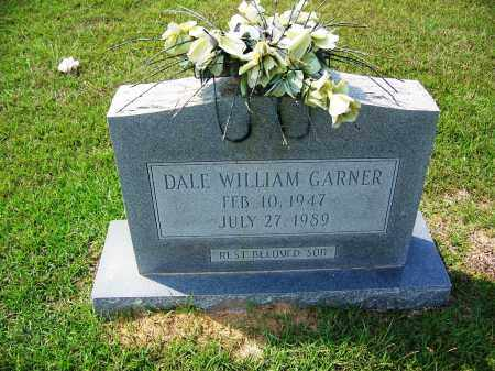GARNER, DALE WILLIAM - Cleveland County, Arkansas | DALE WILLIAM GARNER - Arkansas Gravestone Photos