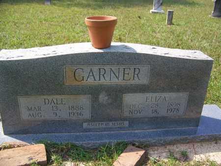 GARNER, ELIZA - Cleveland County, Arkansas | ELIZA GARNER - Arkansas Gravestone Photos