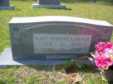 GARNER, EARL BYRONE - Cleveland County, Arkansas | EARL BYRONE GARNER - Arkansas Gravestone Photos