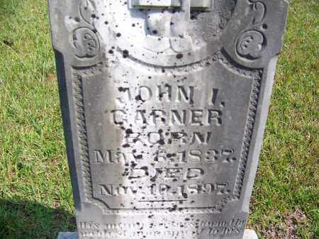 GARNER, JOHN I - Cleveland County, Arkansas | JOHN I GARNER - Arkansas Gravestone Photos