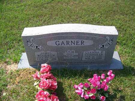 CHANDLER GARNER, GLENNA P - Cleveland County, Arkansas | GLENNA P CHANDLER GARNER - Arkansas Gravestone Photos