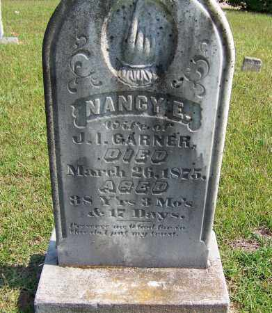 GARNER, NANCY E - Cleveland County, Arkansas | NANCY E GARNER - Arkansas Gravestone Photos