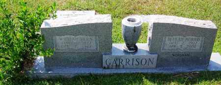 GARRISON, WILLIAM VERN - Cleveland County, Arkansas | WILLIAM VERN GARRISON - Arkansas Gravestone Photos