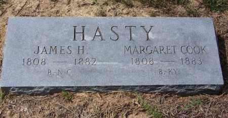 COOK HASTY, MARGARET - Cleveland County, Arkansas | MARGARET COOK HASTY - Arkansas Gravestone Photos