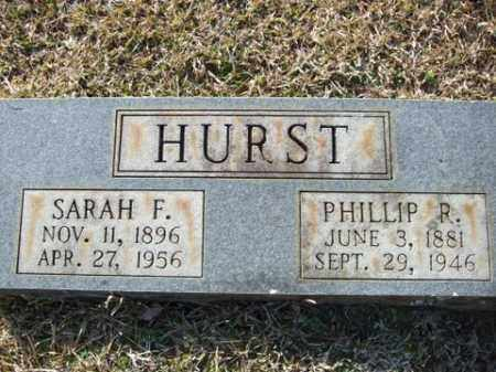 HURST, PHILLIP R. - Cleveland County, Arkansas | PHILLIP R. HURST - Arkansas Gravestone Photos