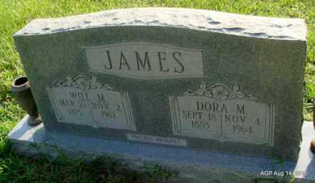 JAMES, WILL M - Cleveland County, Arkansas | WILL M JAMES - Arkansas Gravestone Photos