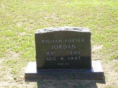 JORDAN, WILLIAM PORTER - Cleveland County, Arkansas | WILLIAM PORTER JORDAN - Arkansas Gravestone Photos