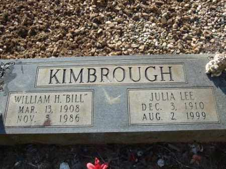 KIMBROUGH, JULIA LEE - Cleveland County, Arkansas | JULIA LEE KIMBROUGH - Arkansas Gravestone Photos