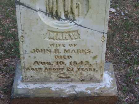 MARKS, MARY - Cleveland County, Arkansas | MARY MARKS - Arkansas Gravestone Photos