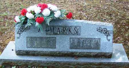 MARKS, SR, CLYDE DAVIS - Cleveland County, Arkansas | CLYDE DAVIS MARKS, SR - Arkansas Gravestone Photos