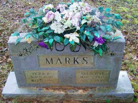 MARKS, VIRGIE - Cleveland County, Arkansas | VIRGIE MARKS - Arkansas Gravestone Photos