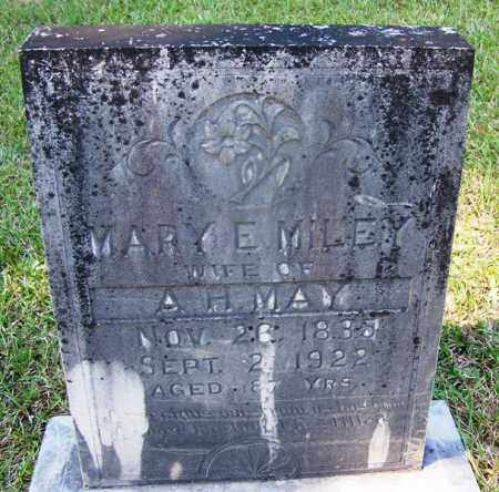 MAY, MARY E - Cleveland County, Arkansas | MARY E MAY - Arkansas Gravestone Photos