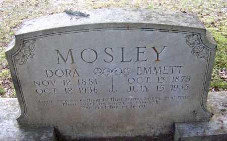 MOSLEY, EMMETT - Cleveland County, Arkansas | EMMETT MOSLEY - Arkansas Gravestone Photos