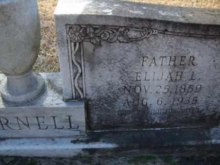 PARNELL, ELIJAH L. - Cleveland County, Arkansas | ELIJAH L. PARNELL - Arkansas Gravestone Photos