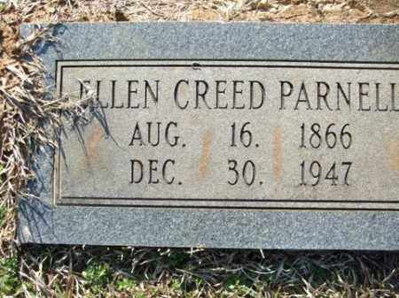 CREED PARNELL, ELLEN - Cleveland County, Arkansas | ELLEN CREED PARNELL - Arkansas Gravestone Photos