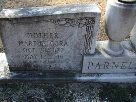 PARNELL, MATHA CORA - Cleveland County, Arkansas | MATHA CORA PARNELL - Arkansas Gravestone Photos