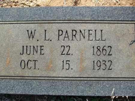 PARNELL, W. L. - Cleveland County, Arkansas | W. L. PARNELL - Arkansas Gravestone Photos