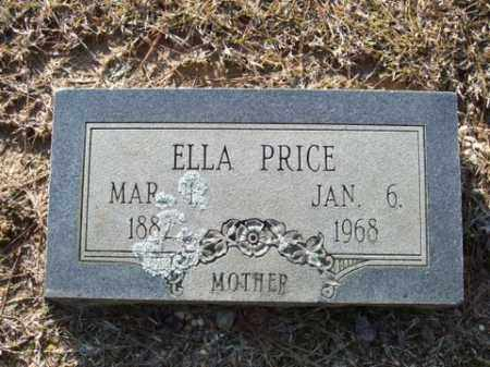 PRICE, ELLA - Cleveland County, Arkansas | ELLA PRICE - Arkansas Gravestone Photos