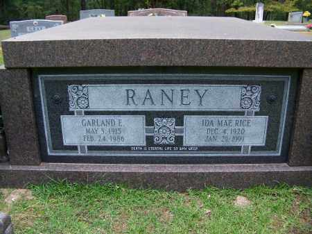 RICE RANEY, IDA MAE - Cleveland County, Arkansas | IDA MAE RICE RANEY - Arkansas Gravestone Photos