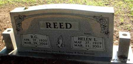 JAMES REED, HELEN L - Cleveland County, Arkansas | HELEN L JAMES REED - Arkansas Gravestone Photos