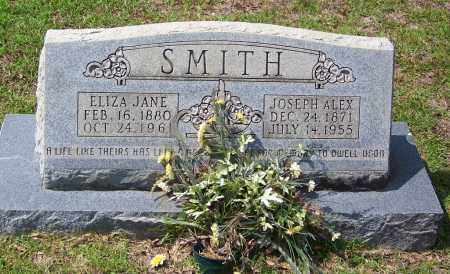 SMITH, JOSEPH ALEX - Cleveland County, Arkansas | JOSEPH ALEX SMITH - Arkansas Gravestone Photos