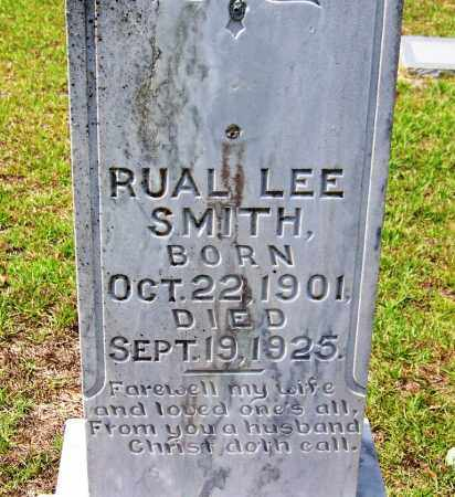 SMITH, RUAL LEE - Cleveland County, Arkansas | RUAL LEE SMITH - Arkansas Gravestone Photos
