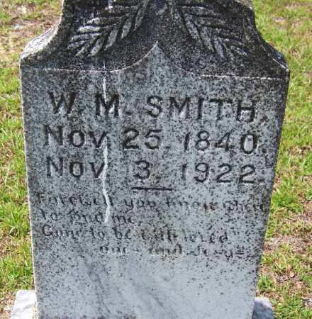 SMITH, W M - Cleveland County, Arkansas | W M SMITH - Arkansas Gravestone Photos