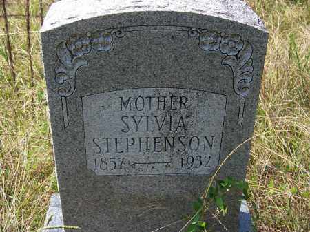 STEPHENSON, SYLVIA - Cleveland County, Arkansas   SYLVIA STEPHENSON - Arkansas Gravestone Photos