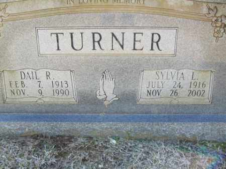 TURNER, SYLVIA L. - Cleveland County, Arkansas | SYLVIA L. TURNER - Arkansas Gravestone Photos