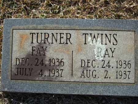 TURNER, RAY - Cleveland County, Arkansas | RAY TURNER - Arkansas Gravestone Photos