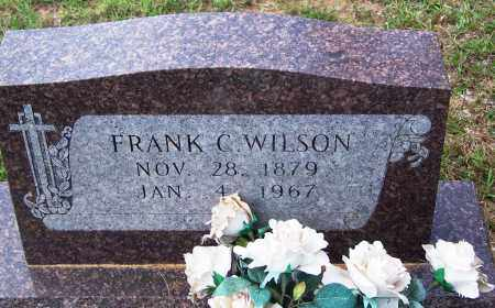 WILSON, FRANK C - Cleveland County, Arkansas | FRANK C WILSON - Arkansas Gravestone Photos