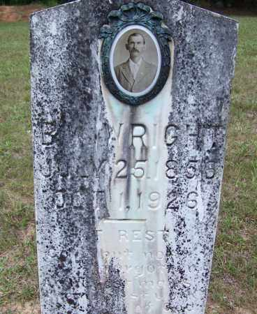 WRIGHT, B W - Cleveland County, Arkansas | B W WRIGHT - Arkansas Gravestone Photos