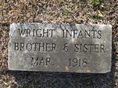 WRIGHT, INFANT SON - Cleveland County, Arkansas | INFANT SON WRIGHT - Arkansas Gravestone Photos