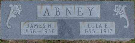 ABNEY, LULA E - Columbia County, Arkansas | LULA E ABNEY - Arkansas Gravestone Photos