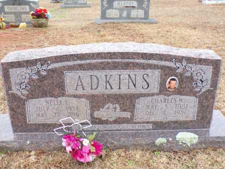 ADKINS, CHARLES WAYNE - Columbia County, Arkansas | CHARLES WAYNE ADKINS - Arkansas Gravestone Photos