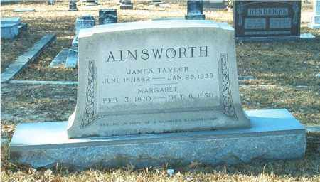 AINSWORTH, MARGARET - Columbia County, Arkansas | MARGARET AINSWORTH - Arkansas Gravestone Photos