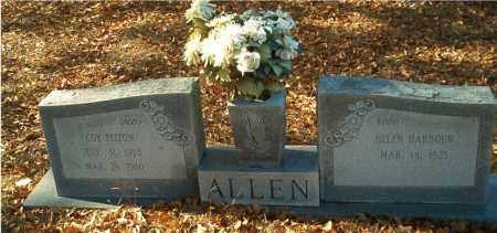 ALLEN, COY FELTON - Columbia County, Arkansas | COY FELTON ALLEN - Arkansas Gravestone Photos