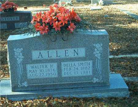 SMITH ALLEN, DELLA - Columbia County, Arkansas | DELLA SMITH ALLEN - Arkansas Gravestone Photos