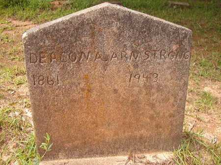ARMSTRONG, A - Columbia County, Arkansas | A ARMSTRONG - Arkansas Gravestone Photos