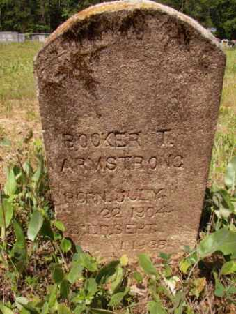 ARMSTRONG, BOOKER T - Columbia County, Arkansas | BOOKER T ARMSTRONG - Arkansas Gravestone Photos