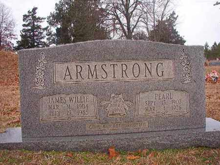 ARMSTRONG, PEARL - Columbia County, Arkansas | PEARL ARMSTRONG - Arkansas Gravestone Photos
