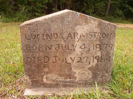 ARMSTRONG, LUCINDA - Columbia County, Arkansas | LUCINDA ARMSTRONG - Arkansas Gravestone Photos