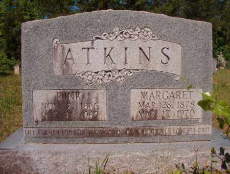 ATKINS, DINK - Columbia County, Arkansas | DINK ATKINS - Arkansas Gravestone Photos